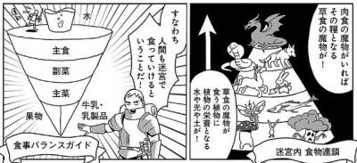 ダンジョン飯1 01