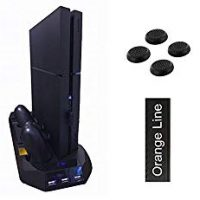 【周辺機器】PS4 多機能縦置きスタンド レビュー