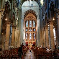 北フランス旅行3日目 狭い観光地ってわかりやすくて好き