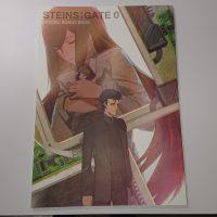 【アニメグッズ】STEINS;GATE 0 SPECIAL BONUS BOOK レビュー